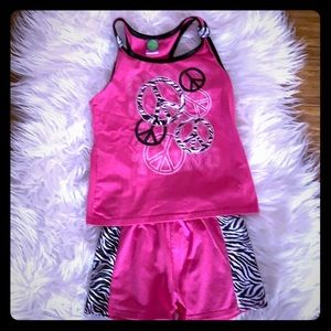 Dollie & Me Tank Top and Short Set